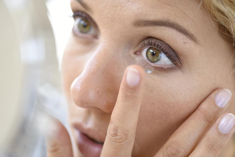 Torische Kontaktlinsen