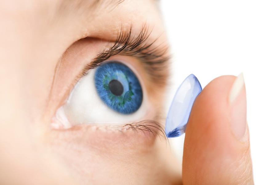 Kontaktlinsen bei Hornhautverkrümmung